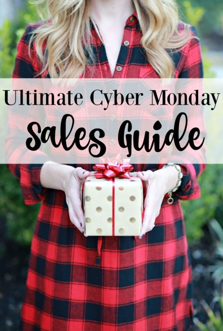 Ultimate Cyber Monday Sales Guide