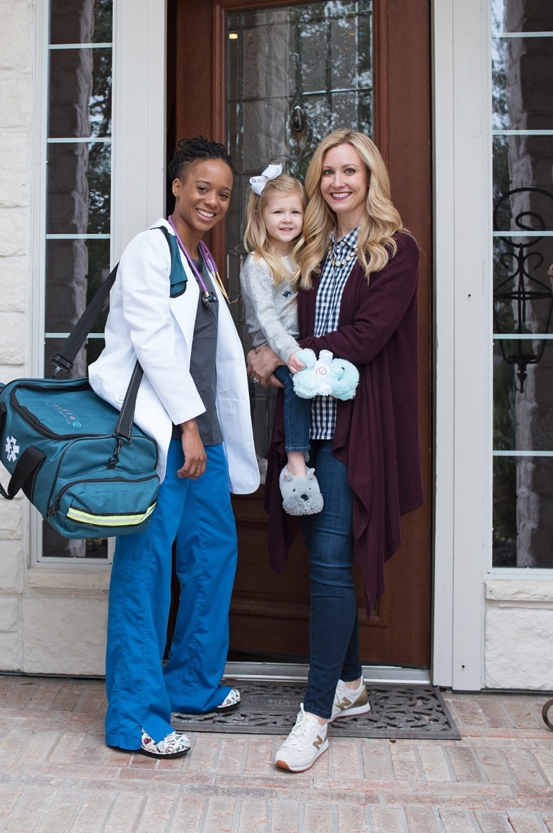 Q. Care App- On Demand Pediatric Healthcare in The Woodlands