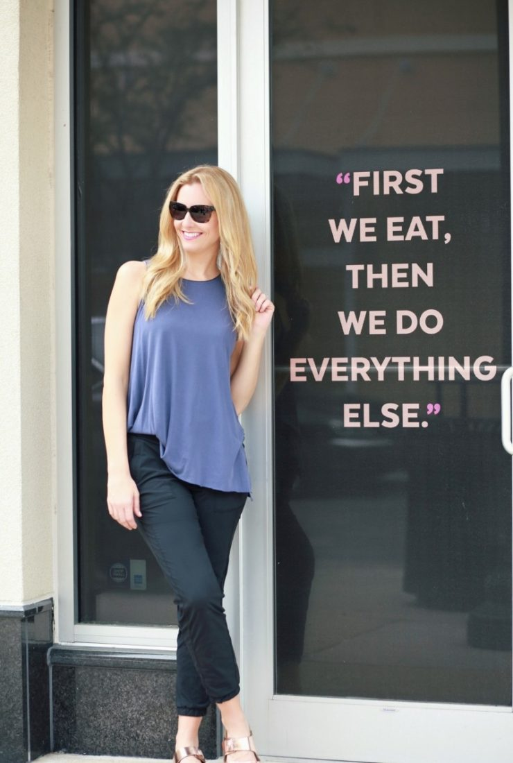 Everyday Athleisure Wear and Friday Favorites