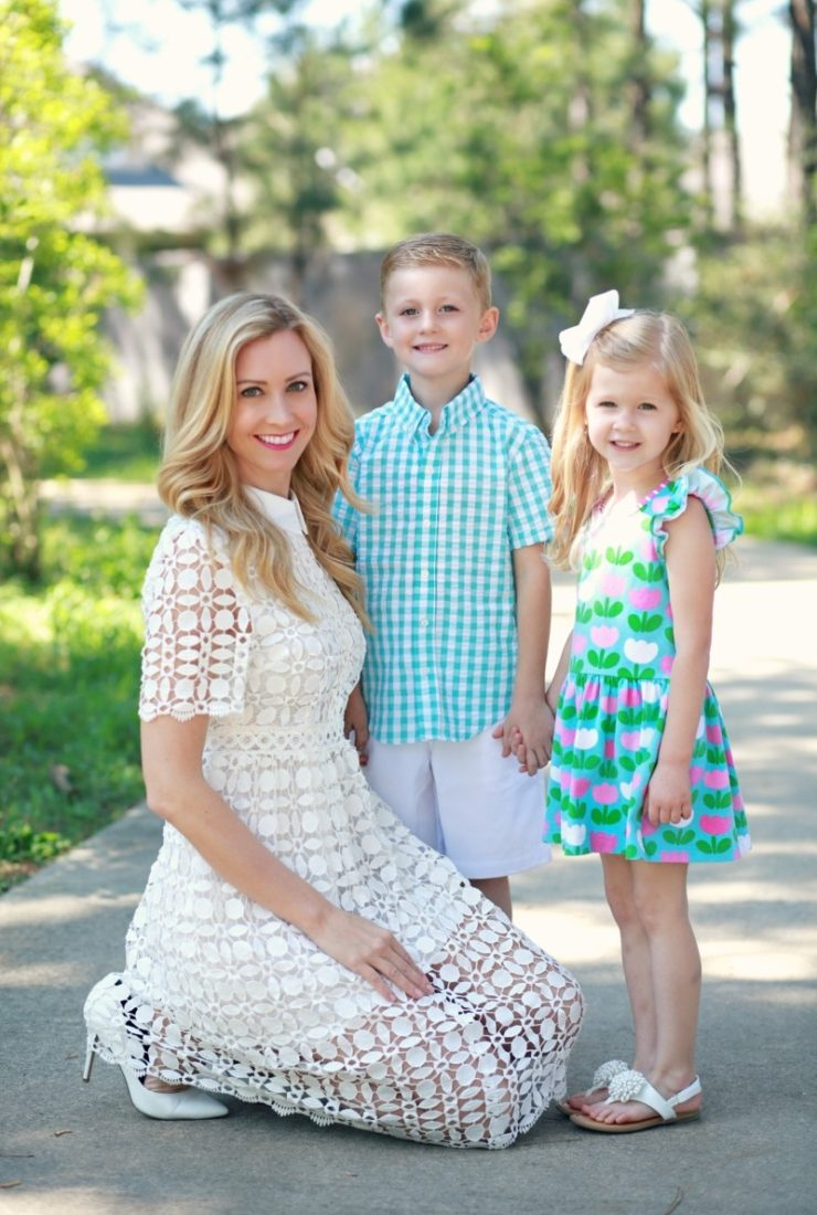 Easter Dress 2 Ways