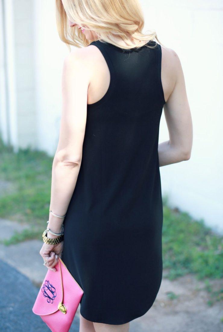 Tank Dress Styled 3 Ways