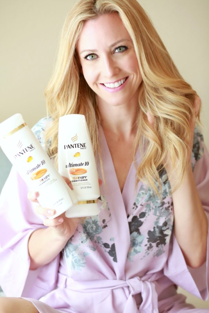 5 Easy Healthy Hair Tips by beauty blogger Sara of Haute & Humid