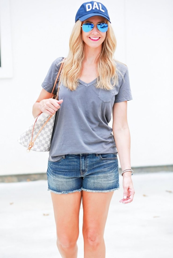 Everyday Comfy and Casual Summer Uniform