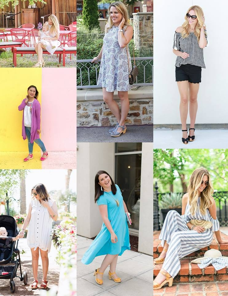 7 Surprising Ways to Style Swedish Clogs and Gingham Top by Houston fashion blogger Sara of Haute & Humid