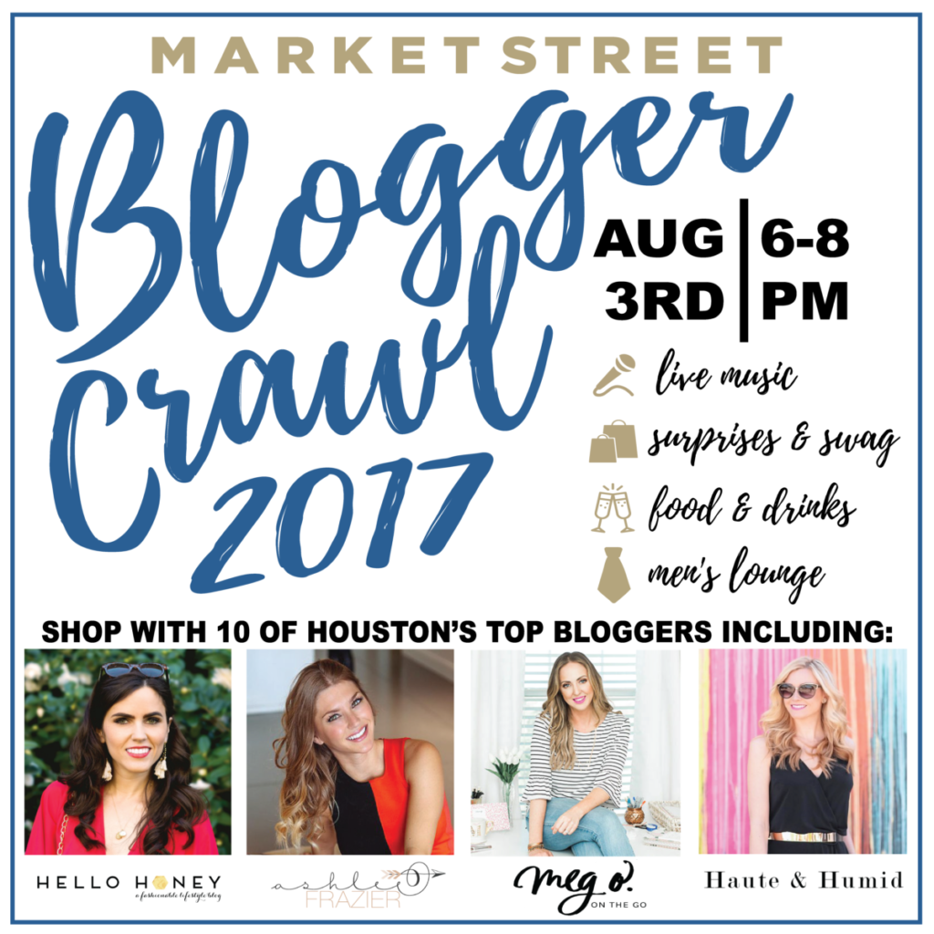 market street blogger crawl