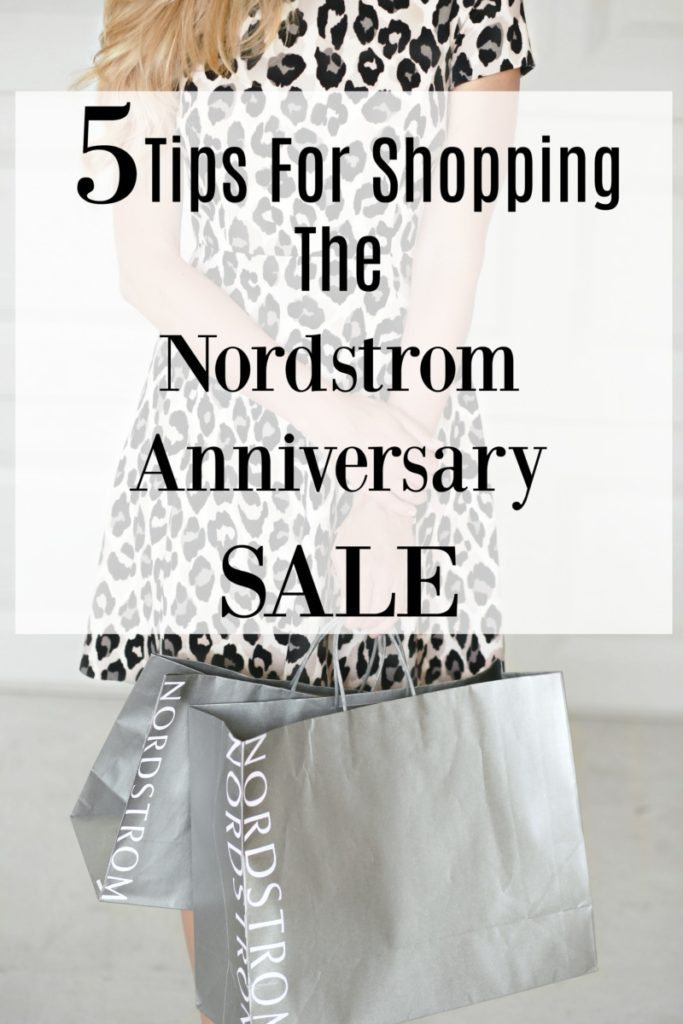 5 Tips For Shopping The Nordstrom Anniversary Sale by fashion blogger Sara of Haute & Humid