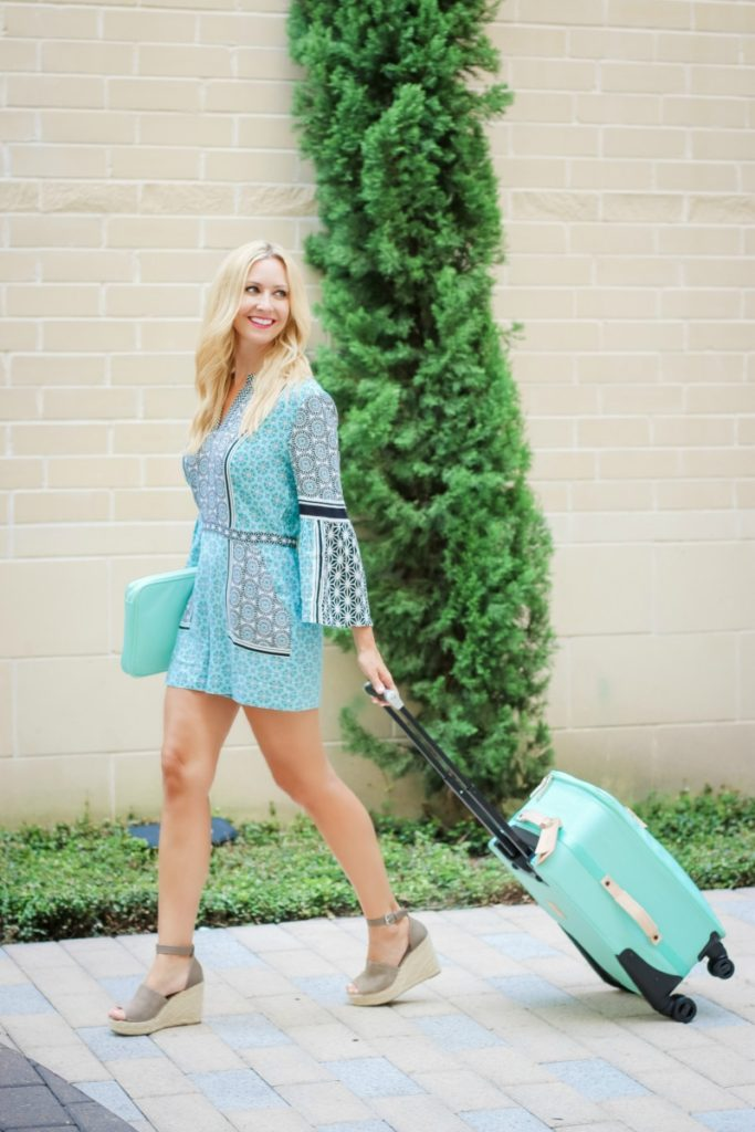 My Favorite Personalized Luggage and Accessories by Houston style blogger Haute & Humid