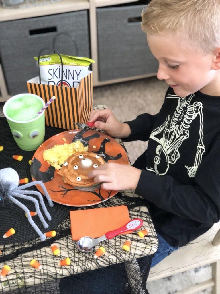 halloween - Halloween Breakfast For Dinner by Houston lifestyle blogger Haute & Humid