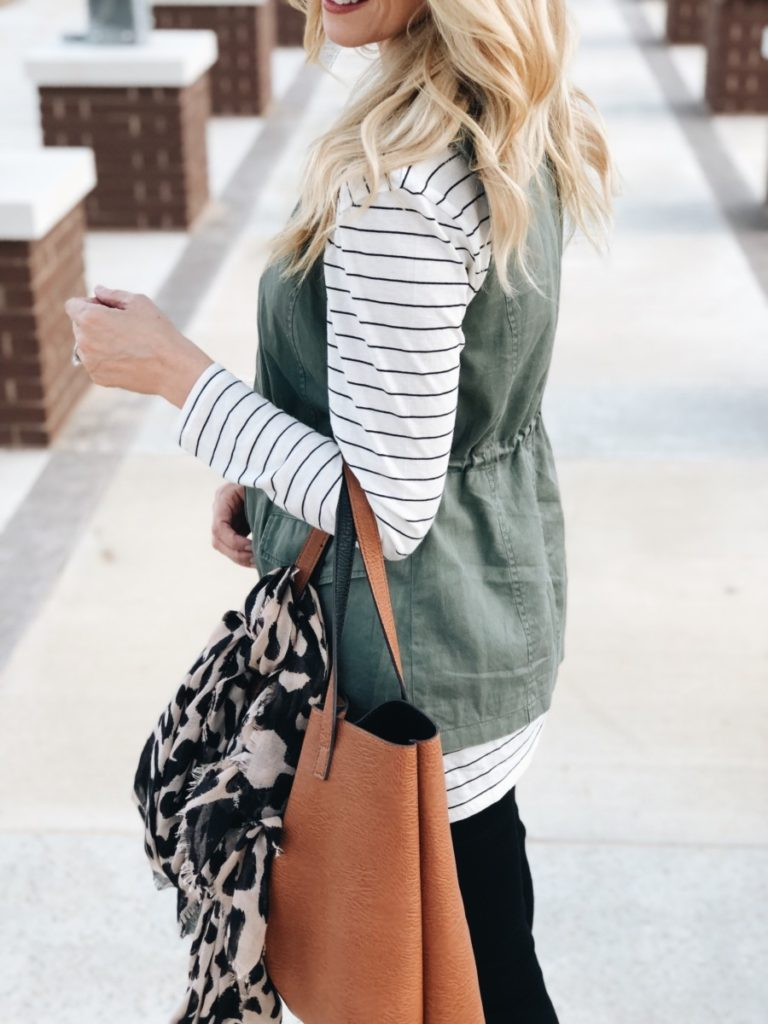 fall basics - Fall Fashion Basics- Layering Edition by Houston fashion blogger Haute & Humid