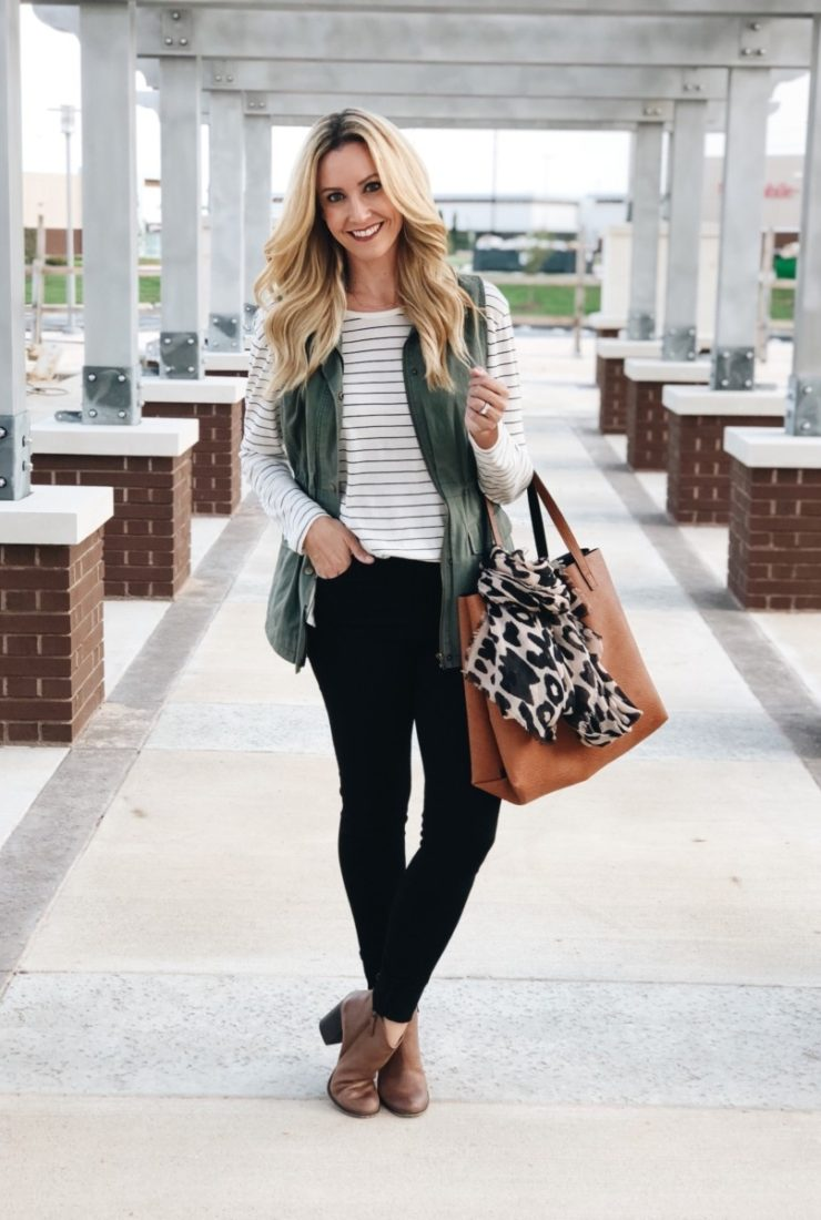 Fall Fashion Basics- Layering Edition