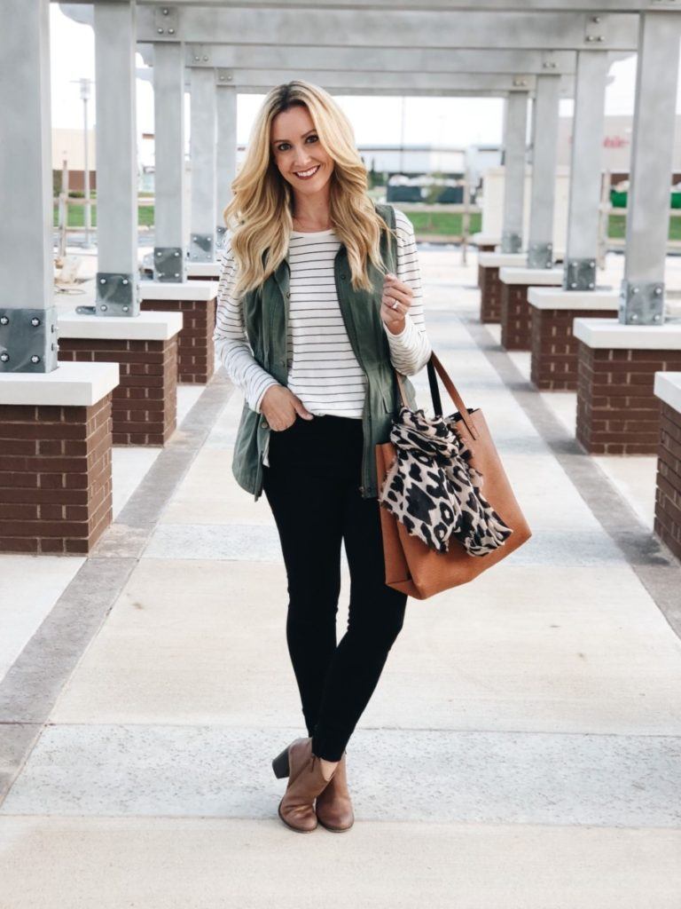 fall basics - Fall Fashion Basics- Layering Edition by Houston fashion blogger Haute & Humid