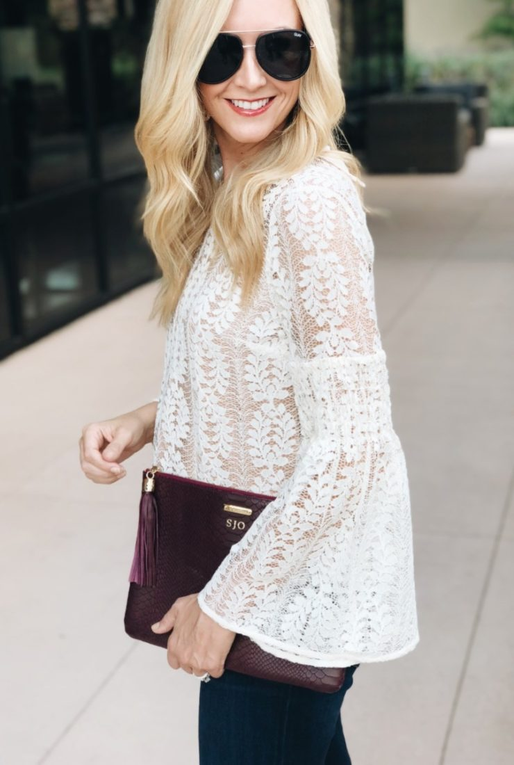 Favorite Fall Trends – Bell Sleeves and Lace