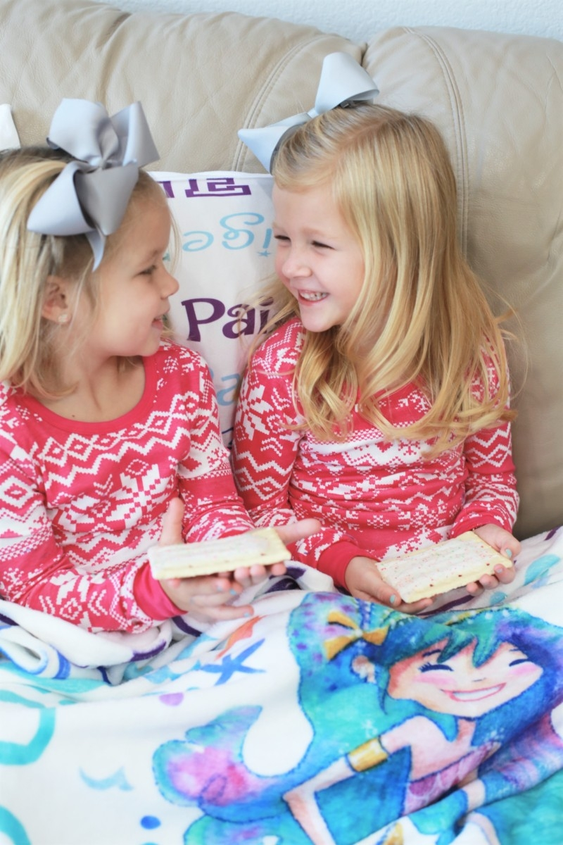 3 Tips For Your Little Girls Sleepover