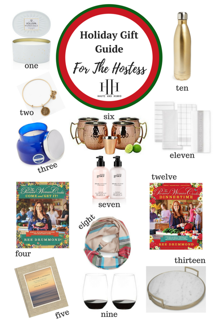 gift guide - 13 Hostess Gifts Under $30 by Houston lifestyle blogger Haute & Humid