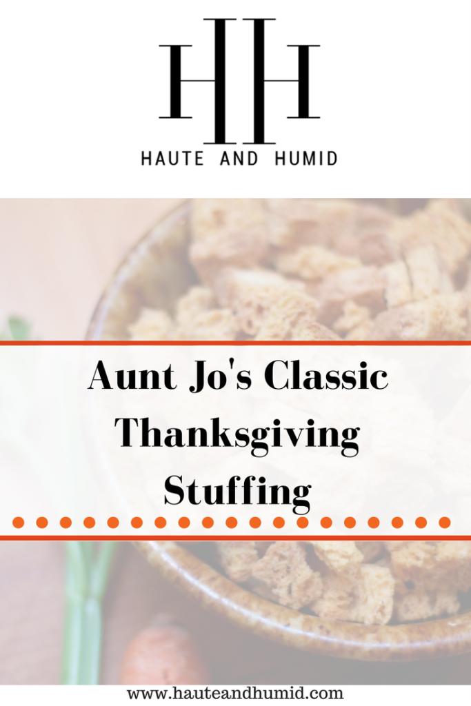 delicious stuffing recipe