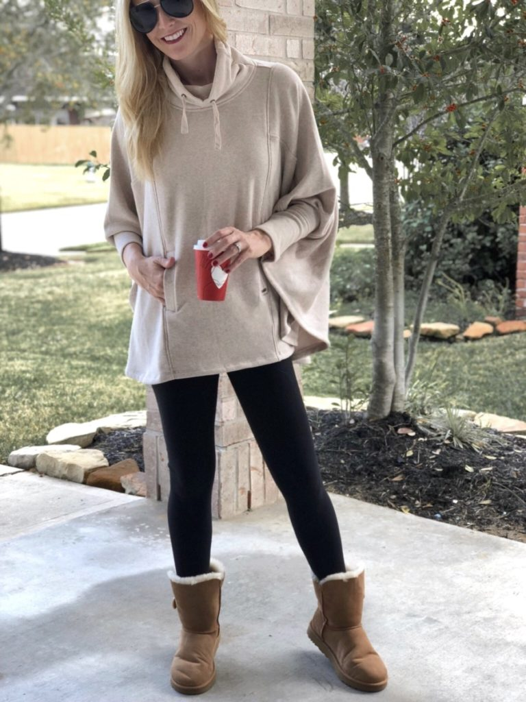 mom uniform - Stay At Home Mom Clothes - Winter Edition by Houston fashion blogger Haute & Humid