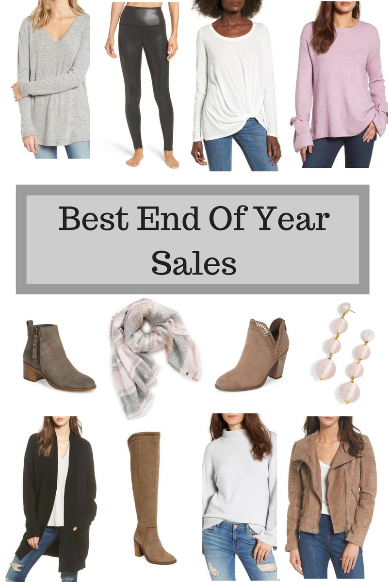end of year sales