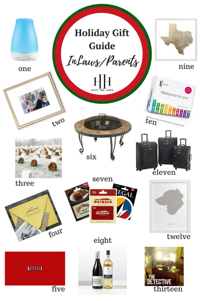 13 Gifts For Inlaws