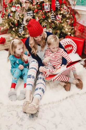 Our Favorite Family Christmas Traditions