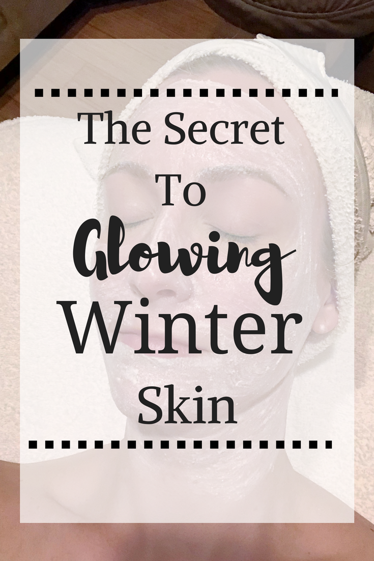 glowing winter skin by popular Houston beauty blogger Haute & Humid