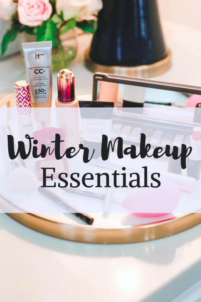 winter makeup by popular Houston style blogger Haute & Humid