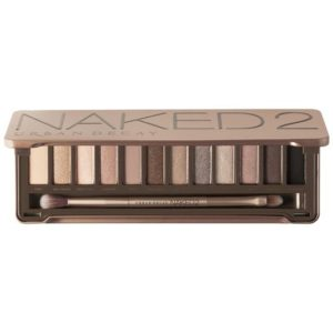 naked 2 palette - winter makeup must haves winter makeup by popular Houston style blogger Haute & Humid