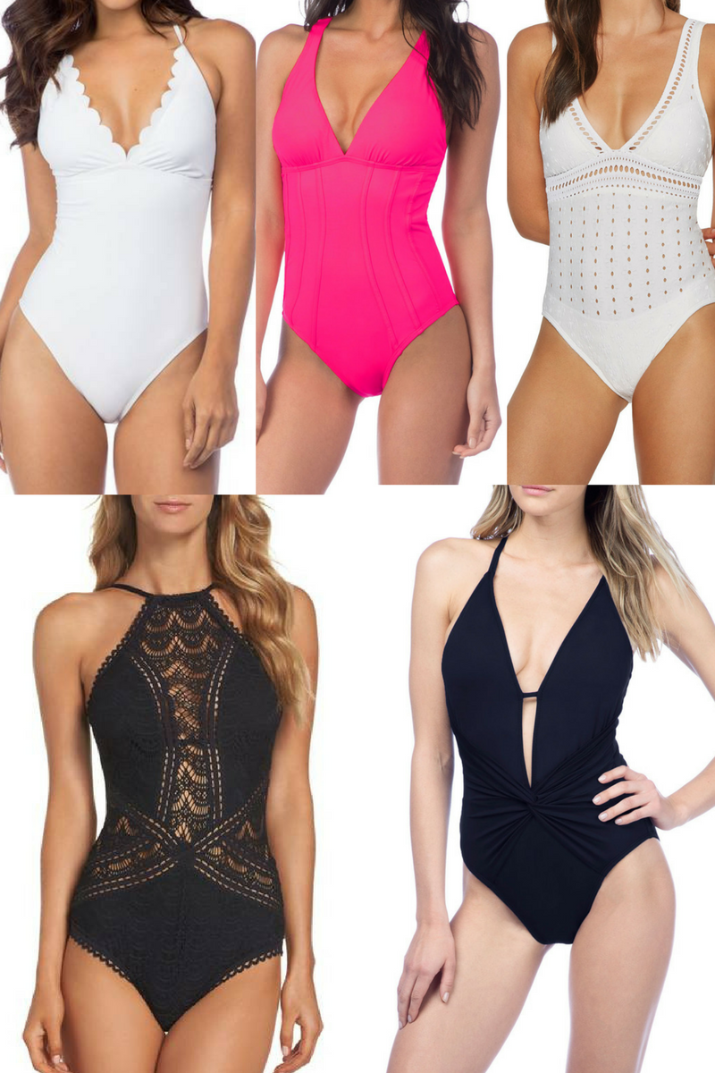 f870bcb02dbf4 one piece swimsuits - One Piece Swimsuits For Every Body Type by popular  Houston fashion blogger