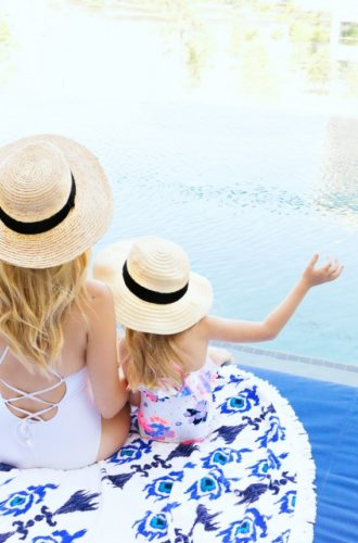 The Haute and Humid Mommy and Me Sun Hat By Hat Attack & Giveaway