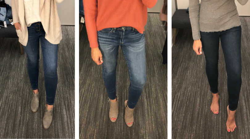 nordstrom sale jeans - 2018 Nordstrom Anniversary Sale EARLY ACCESS: MUST HAVES featured by popular Houston style blogger Haute & Humid