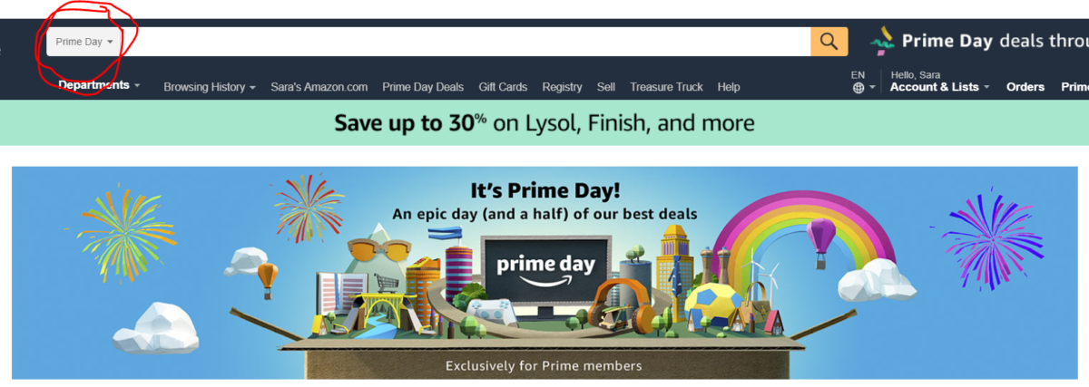Amazon Prime Day Sale Deals 2018 featured by popular Houston fashion blogger Haute & Humid