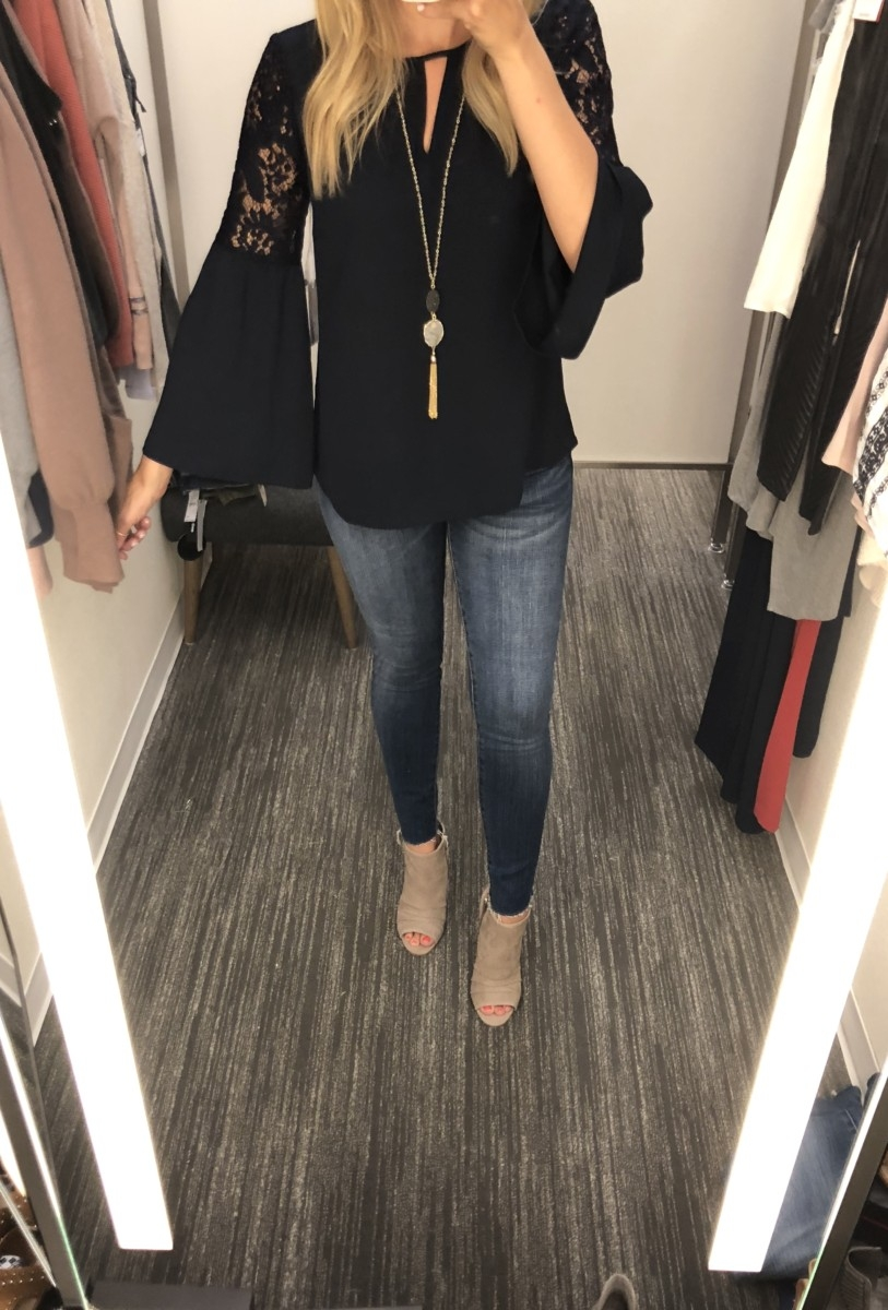 2018 Nordstrom Anniversary Sale PUBLIC ACCESS featured by popular Houston fashion blogger Haute & Humid