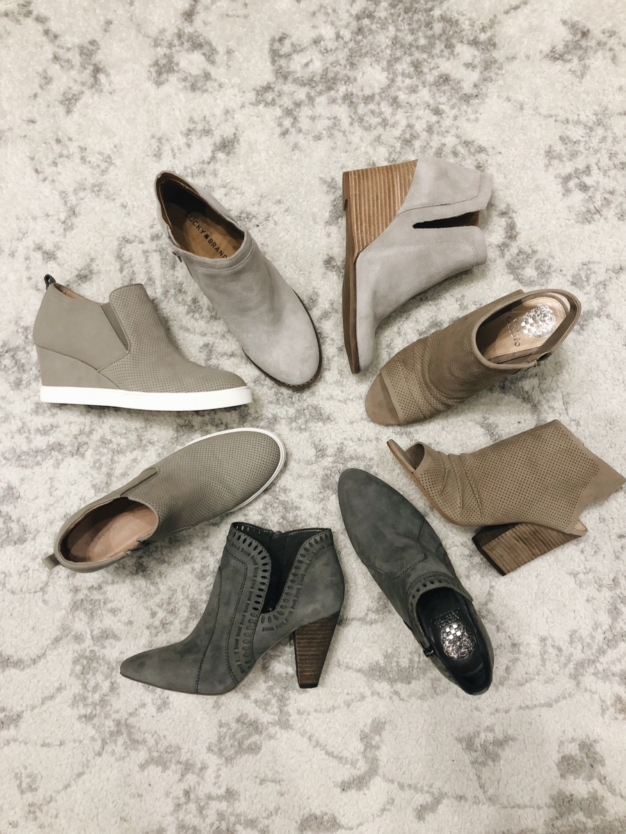 nsale booties - 2018 Nordstrom Anniversary Sale PUBLIC ACCESS featured by popular Houston fashion blogger Haute & Humid