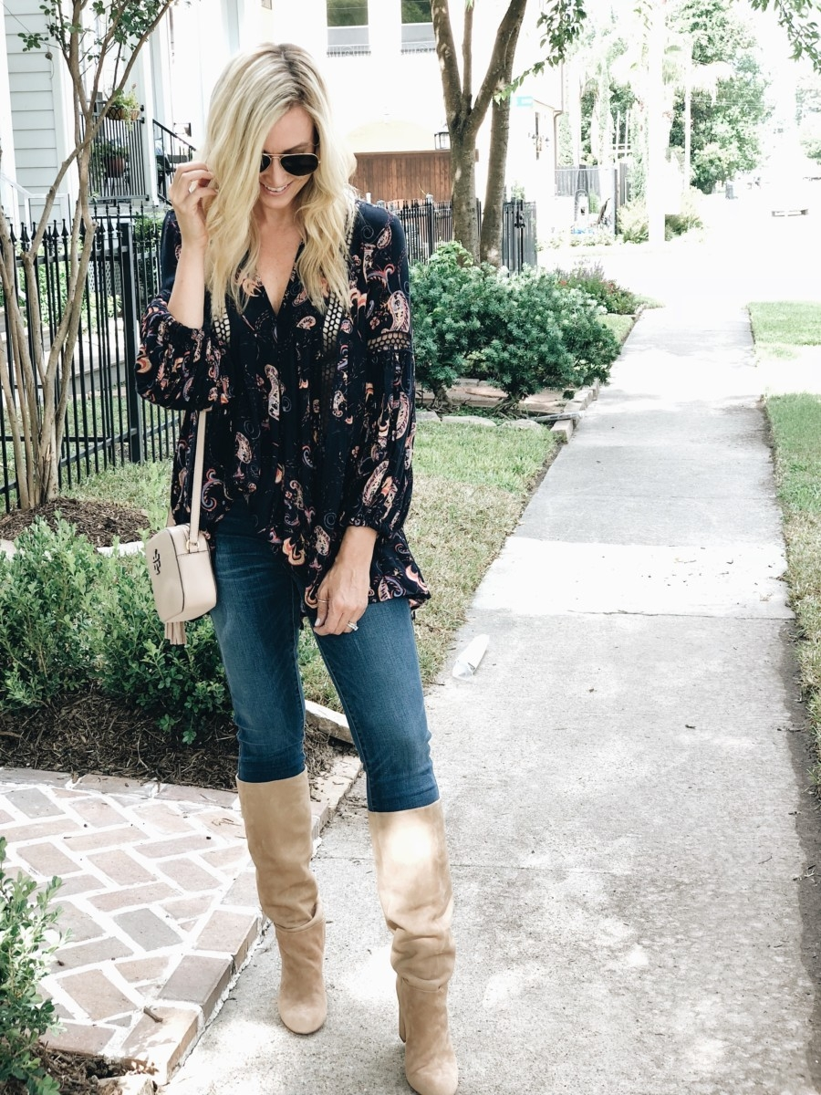 free people top - 2018 Nordstrom Anniversary Sale PUBLIC ACCESS featured by popular Houston fashion blogger Haute & Humid