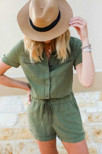 7 Fall Rompers Under $100