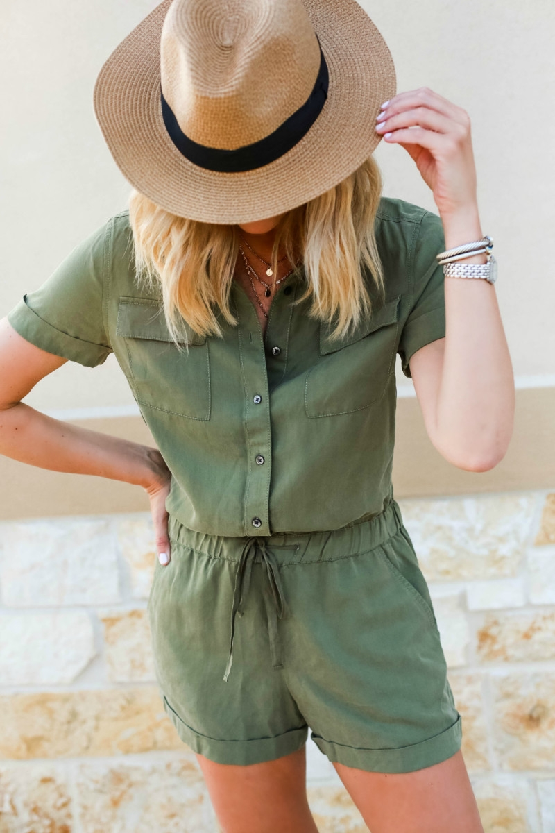 rompers under $100