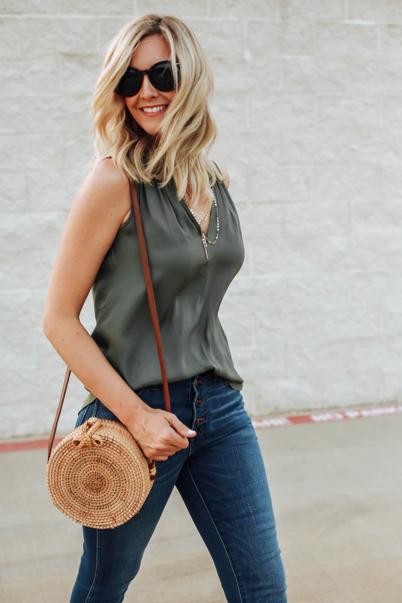 Transition Your Summer Wardrobe - Transitioning Your Summer Wardrobe Into Fall featured by popular Houston fashion blogger Haute & Humid