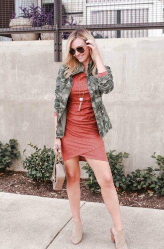 5 Ways To Style A Camo Jacket
