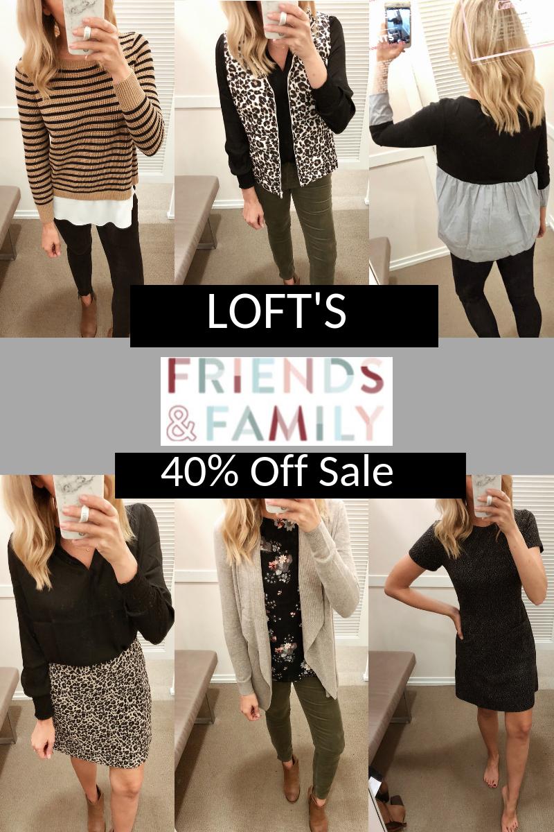 ff3581a19a0 Friends   Family Sale