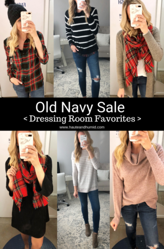 Old Navy Fall Favorites Sale Round Up