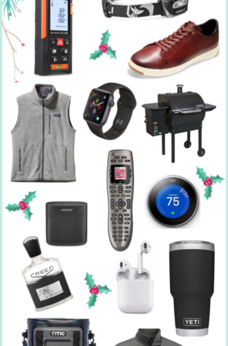 The Best Gifts for Him, including Stocking Stuffers