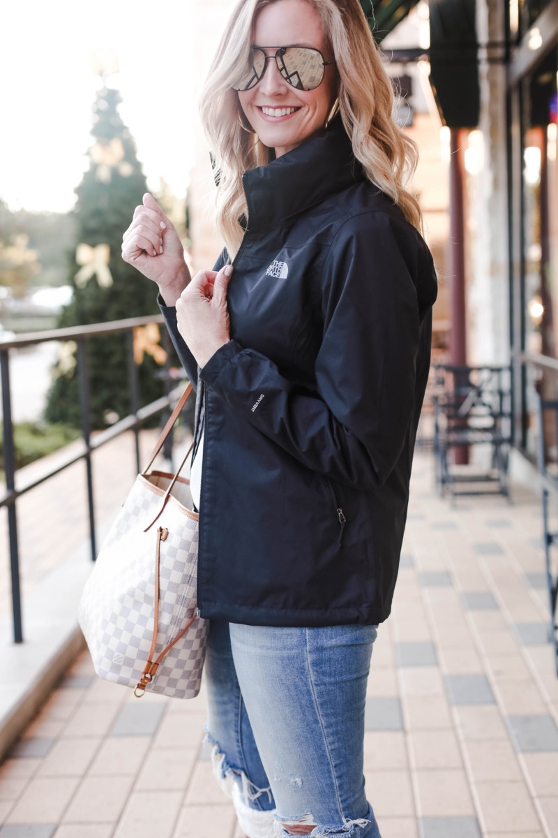 Fashion | Fall | Shopping | How To Score Your Favorite North Face Jacket on Ebay featured by top Houston fashion blog Haute & Humid