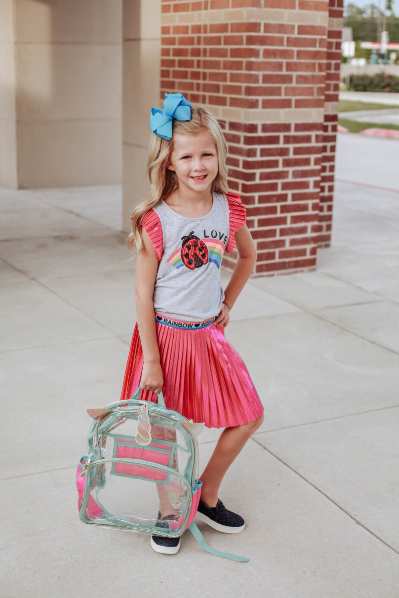 Walmart Back To School Shopping | fashion | Haute and Humid